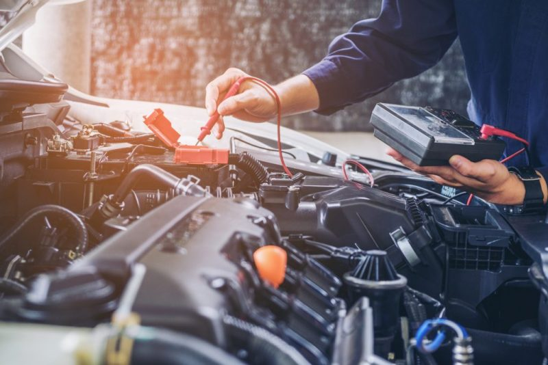 Test a Car Battery