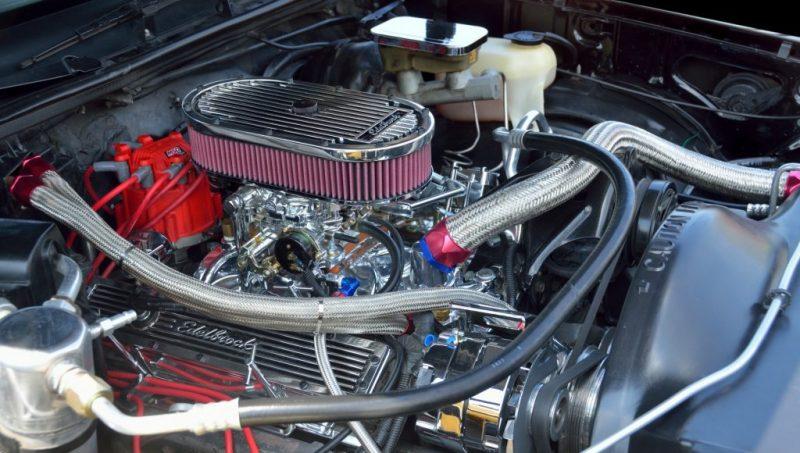engine preparation