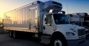 5 Reasons To Hire A Refrigerated Truck